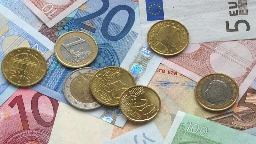 Die meisten Girokonten gibt es nur gegen Euro.