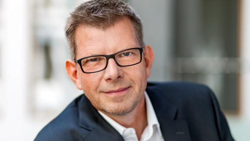 Thorsten Dirks, Chef von Deutsche Glasfaser