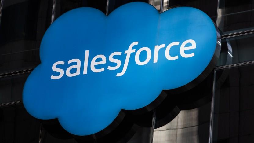 Salesforce hatte Slack Ende 2020 gekauft.