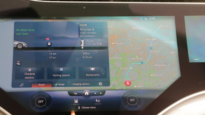 Auto-Software wie die Routenplanung für Elektroautos spielt eine immer wichtigere Rolle.