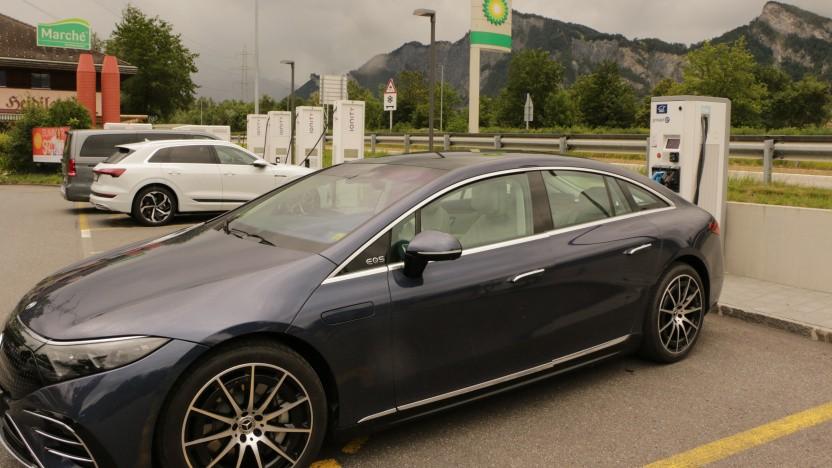 Stromkosten für Elektroautos sind derzeit günstiger als Spritkosten für Benziner.