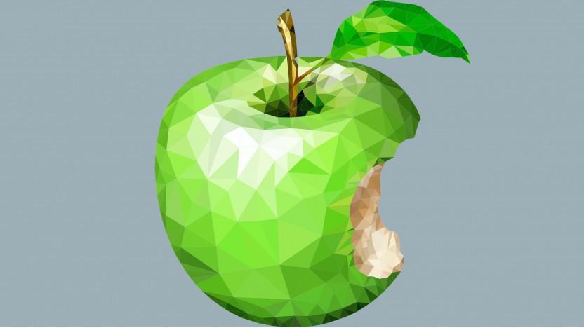 Kollision mit dem Apple-Logo?