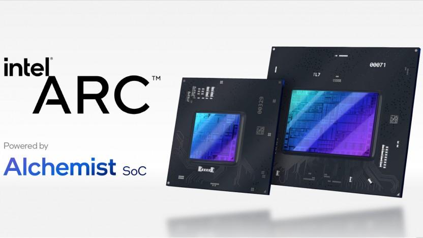 Alchemist alias DG2 nutzt Xe HPG und ist Intels erster Gamer-Chip.