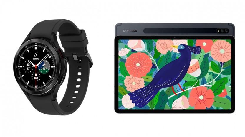Die Galaxy Watch 4 und das Galaxy Tab S7 sind zu Top-Konditionen erhältlich.