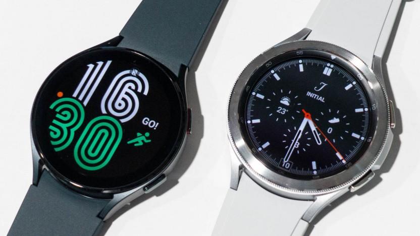 Moderne Smartwatches können den Puls messen und ein EKG aufzeichnen.