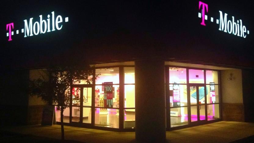 Ein T-Mobile-Shop