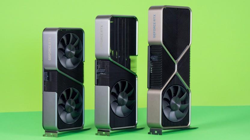 Mehrere Geforce RTX 3000 als Founder's Edition