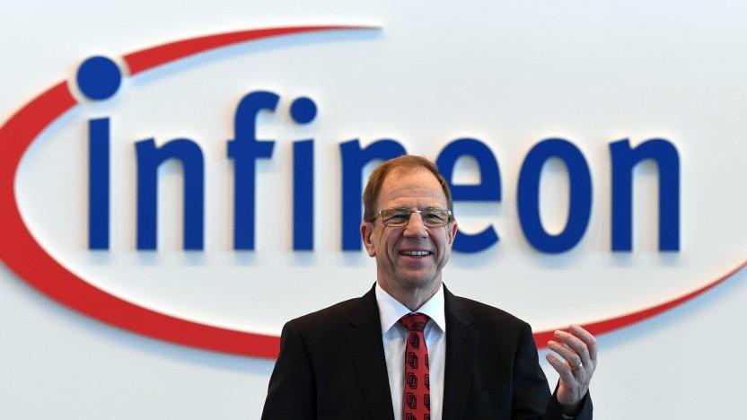 Infineon-Chef Reinhard Ploss