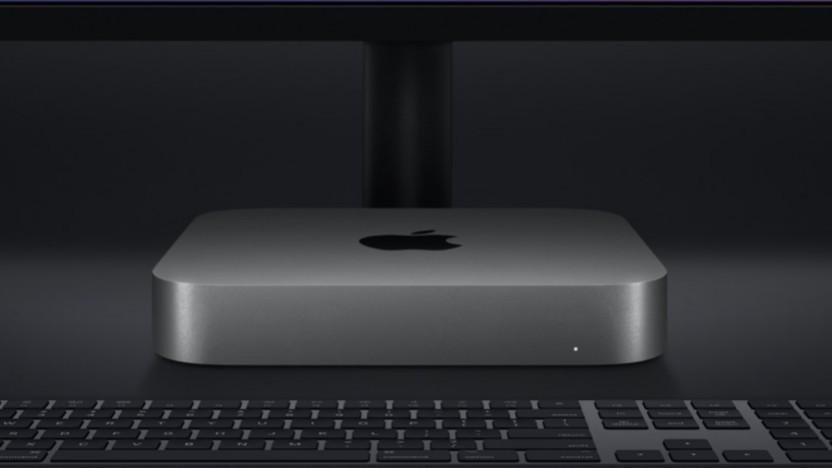 Der Mac Mini bleibt ein kompakter Desktoprechner mit MacOS.