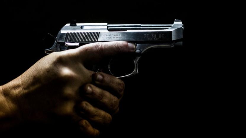In den USA hilft der KI-gesteuerte Dienst Shotspotter dabei, den Einsatz von Schusswaffen festzustellen.