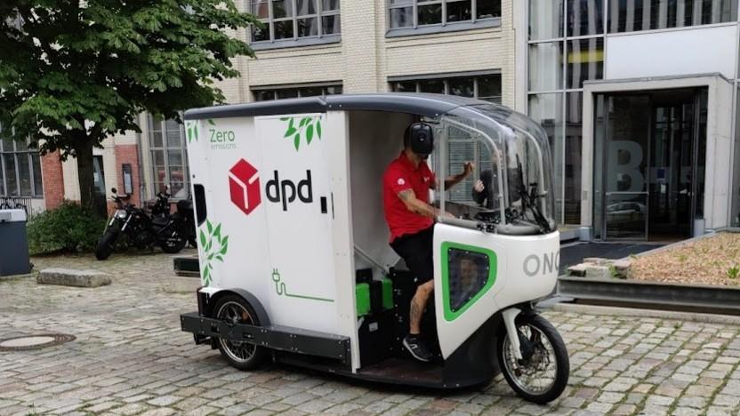 Viele Lieferdienste nutzen bereits elektrische Lastenfahrräder.