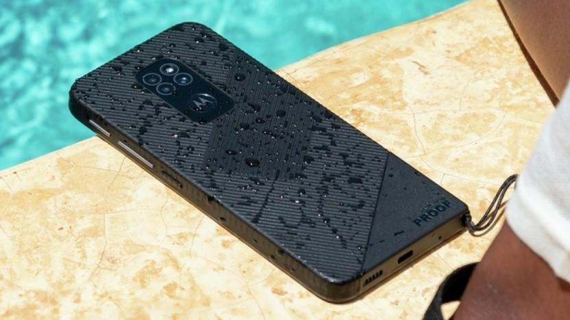 Das Motorola Defy