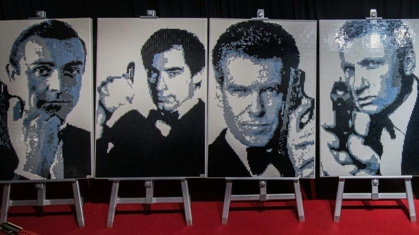 Alle früheren, offiziellen James-Bond-Filme gibt es bei Sky Ticket.