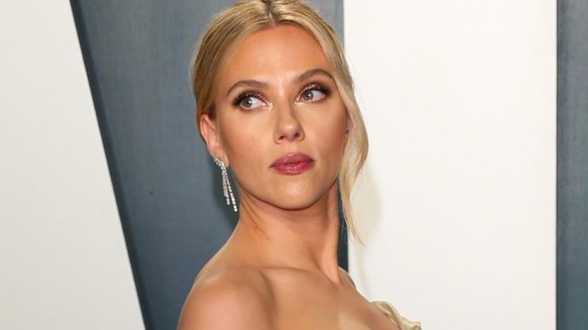 Scarlett Johansson im Streit mit  Disney