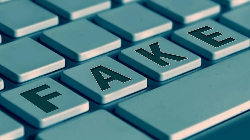 Der Kampf gegen Falschmeldungen schreitet voran. (Symbolbild)