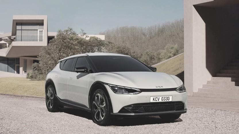 Harte Konkurrenz für Tesla und deutsche Hersteller: der Kia EV6