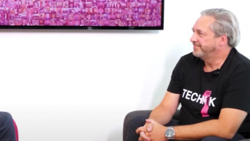 Walter Goldenits, Geschäftsführer Technologie bei der Telekom Deutschland