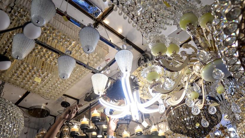 Beim Leuchtenkauf gelten bald neue Energielabel.