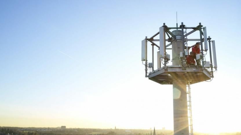 In LTE-Netzen wird Cell Broadcast mit MME (Mobility Management Entity) erzeugt.
