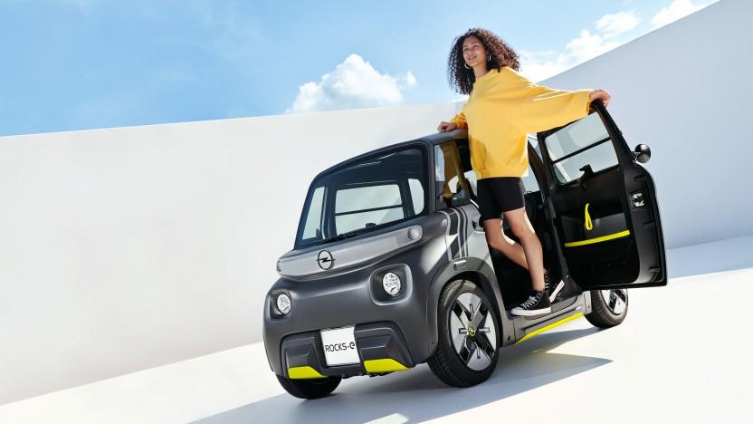 Der Citroën Ami kommt als Opel nach Deutschland.