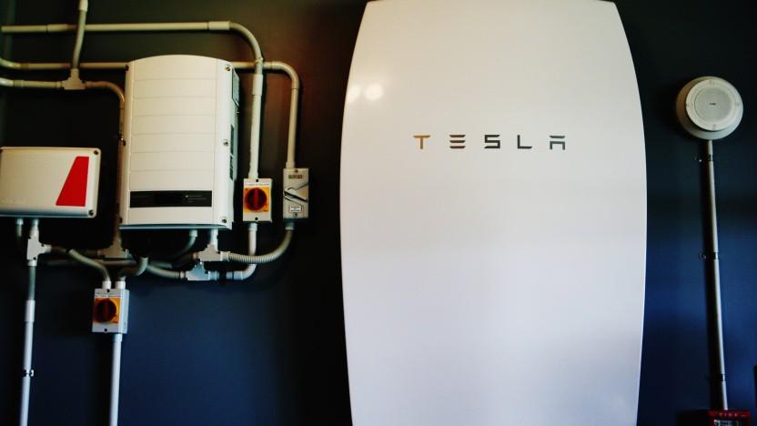 Offenbar plant Tesla ein umfassendes Ökosystem rund um Energiespeicher und -gewinnung.