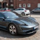 Neue Software: Porsche Taycan mit mehr Reichweite und Android Auto