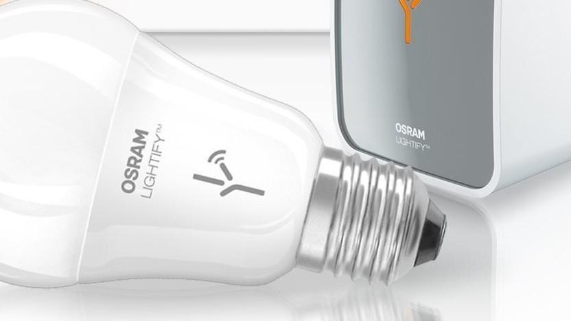 Die Lightify-Produkte von Osram erhalten keinen Support mehr.