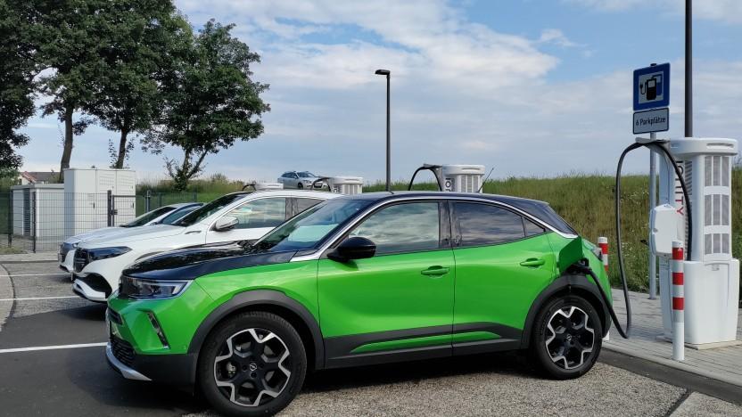 Elektroautos werden deutlich beliebter.