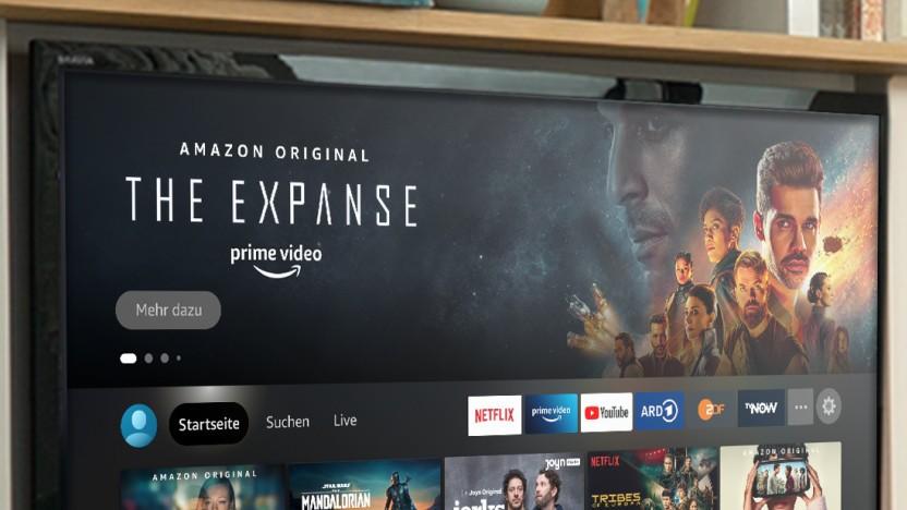Amazon verändert die aktuelle Fire-TV-Oberfläche.