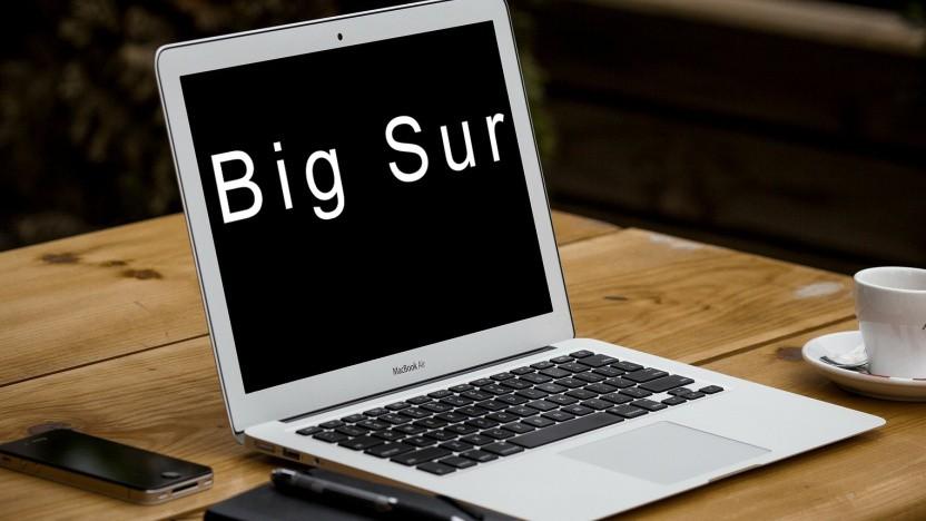 MacOS Big Sur funktioniert mit Patched Sur auch auf älteren Geräten.