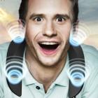 Soundslayer Wigss SC-GN01: Panasonic stellt Lautsprecher im Halsband vor
