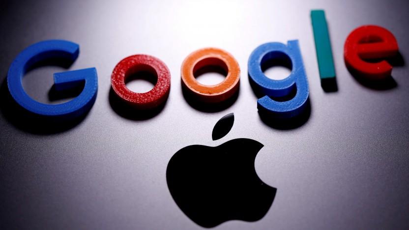 Für eine Milliardensumme bleibt Google die Standardsuche auf Apple-Geräten.