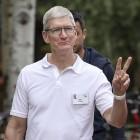 Tim Cook: Apple-Chef erhält 750 Millionen US-Dollar