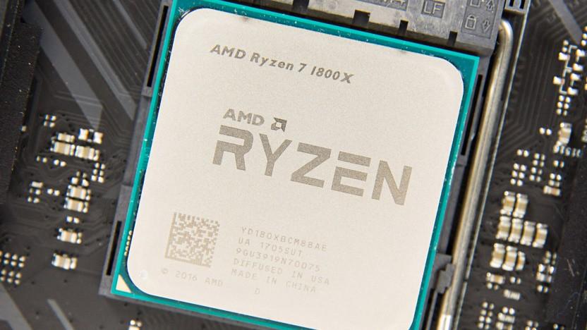 Der Ryzen 7 1800X ist vier Jahre alt und wird nicht mehr von Windows 11 unterstützt.