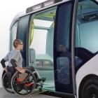 2020 Paralympic Games: Toyota zieht autonome E-Busse nach Unfall zurück