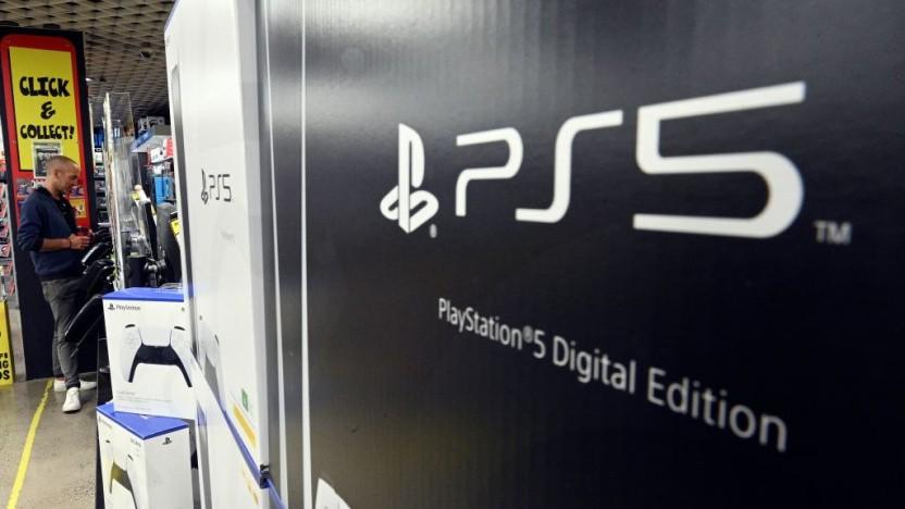 In einigen Ländern verkauft Sony eine neuere, aber wohl nicht unbedingt bessere Version der PS5.