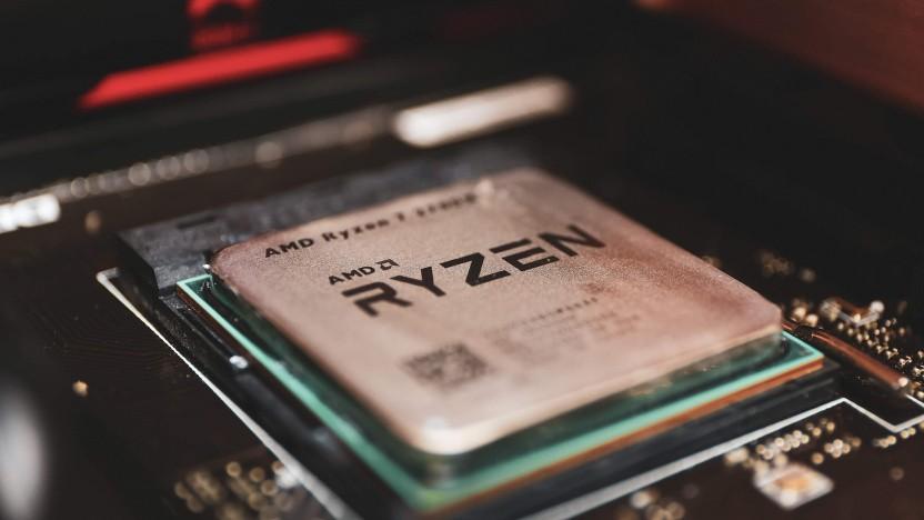 Die Forscher untersuchten unter anderem einen Ryzen-7-Prozessor.