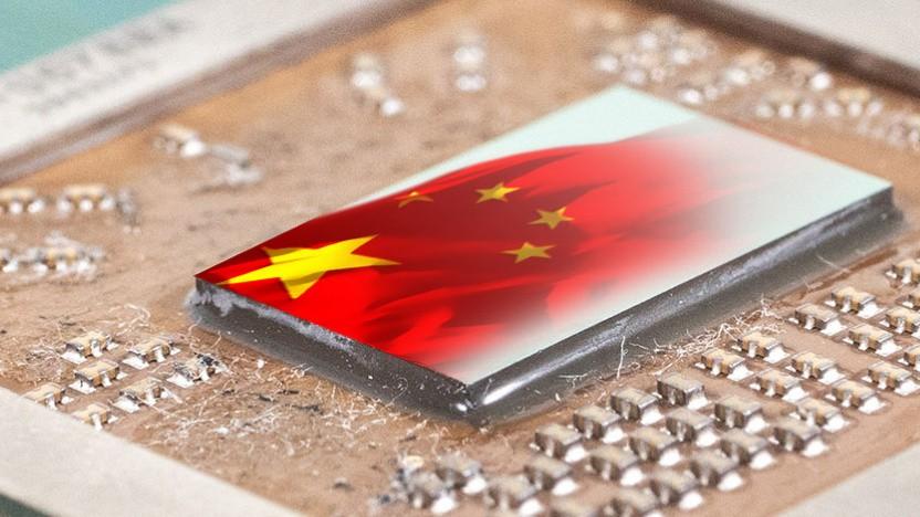 China hat sich inzwischen in fast allen Bereichen der Halbleiterwertschöpfungskette erfolgreich positioniert.