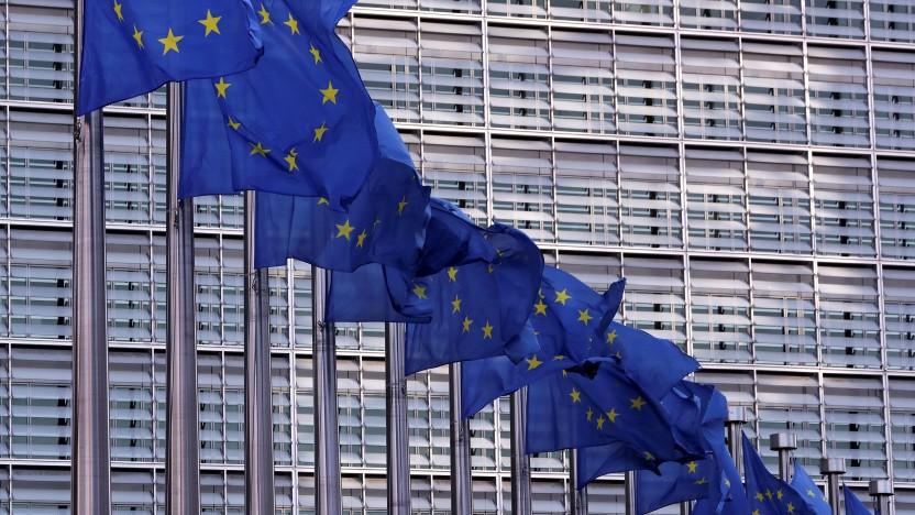 Wichtiges Ziel von Lobbyisten: Zentrale der EU-Kommission in Brüssel