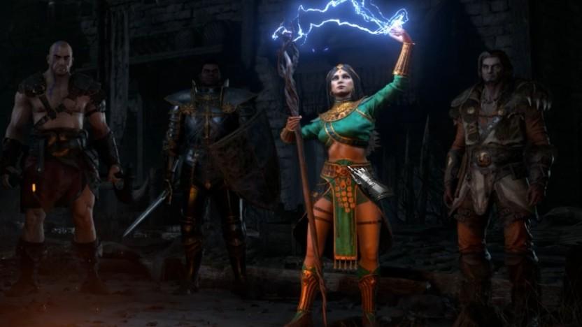 Diablo 2: Resurrected wird ein Remaster von Diablo 2.