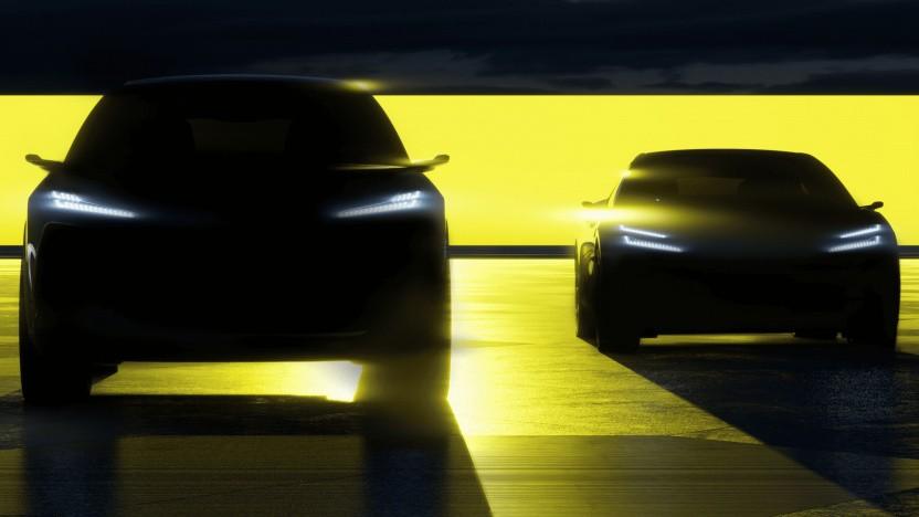 Lotus plant vier neue Elektromodelle.