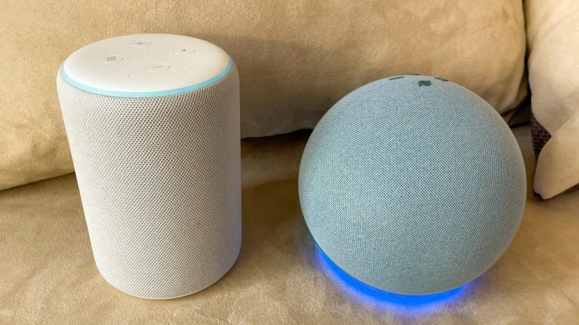 Amazons Echo-Geräte können mit Alexa dolmetschen.