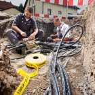 Bitkom: Geringe Baukapazität hemmt Glasfaserausbau trotz Förderung
