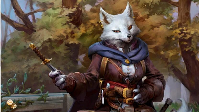 In Wrath of the Righteous können wir wieder diverse skurrile Charaktere erstellen.