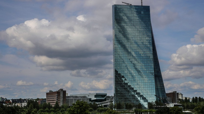 EZB-Hauptsitz in Frankfurt am Main: Wann kommt der digitale Euro?