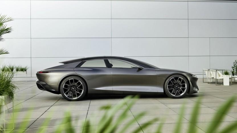 Audi Grandsphere Concept: Auf das Innere kommt es an.