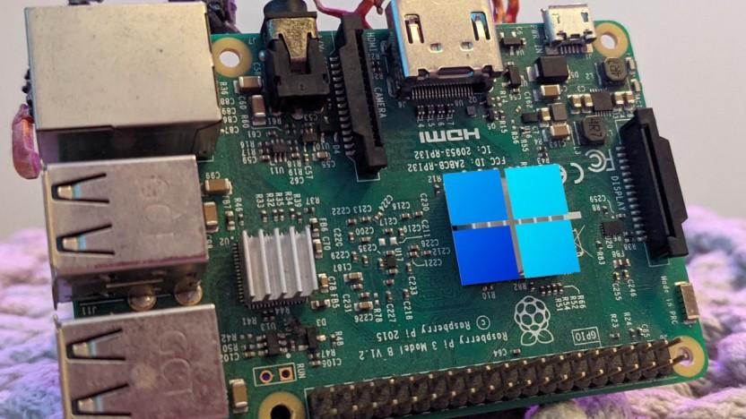 Windows 11 kann auf dem Raspberry Pi installiert werden.