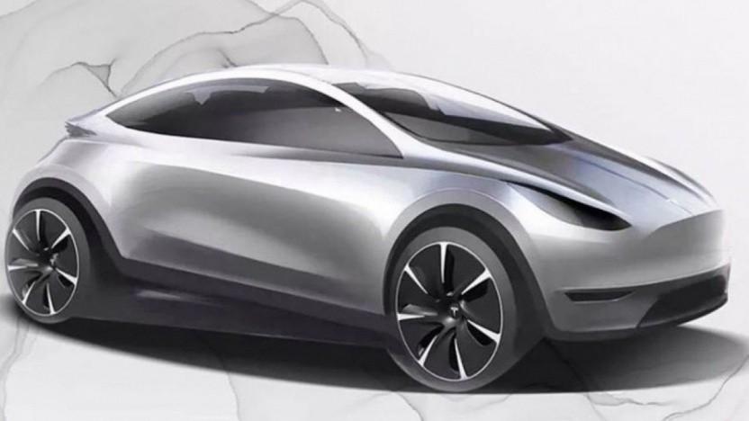 Teslas kommender Kompaktwagen soll nicht mehr als 25.000 US-Dollar kosten.