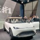 Vertrieb im Agenturmodell: Neuer Elektro-Smart wird ein SUV