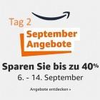 Anzeige: Amazon September Angebote - Hohe Rabatte auf Kindle und Echo